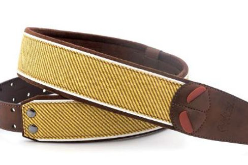 Right On Straps Steady Mojo Tweed Brown