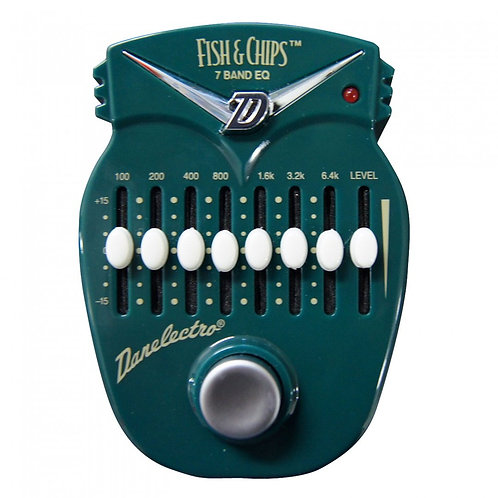 DanElectro Mini Amps Fish and Chips