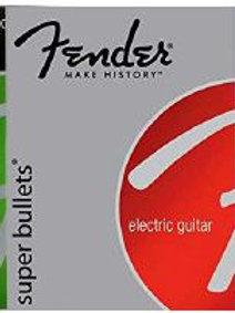Fender Super Bullets Nickel Plated Steel