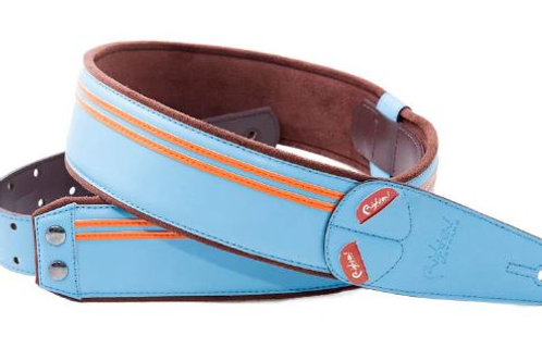 Right On Straps Steady Mojo Race Sonic Blue