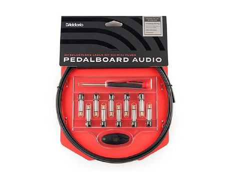 D'Addrio Pedalboard Audio Cable Kit