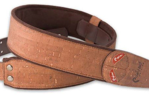 Right On Straps Steady Mojo Cork Brown