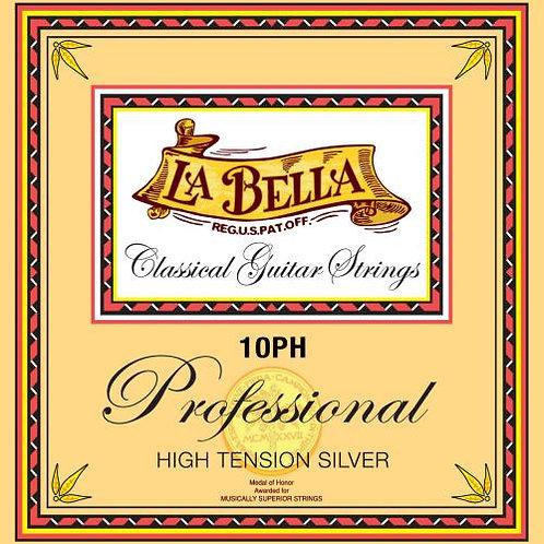 La Bella Professional Series High Tension, Silver