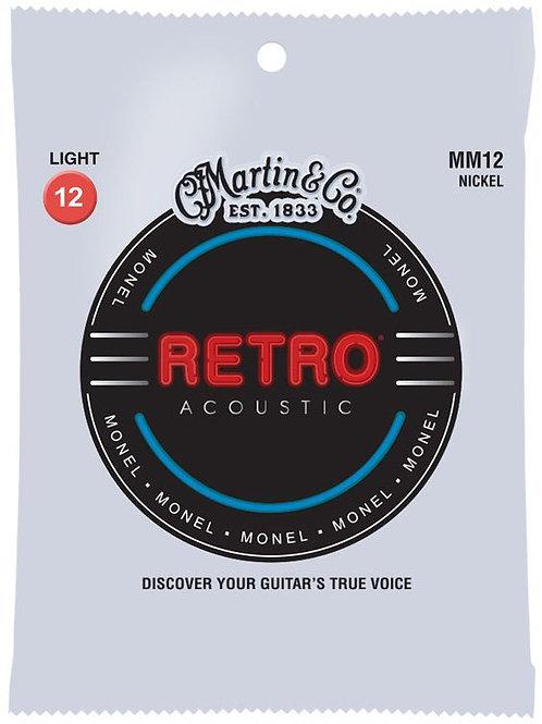 Martin Retro Monel Acoustic