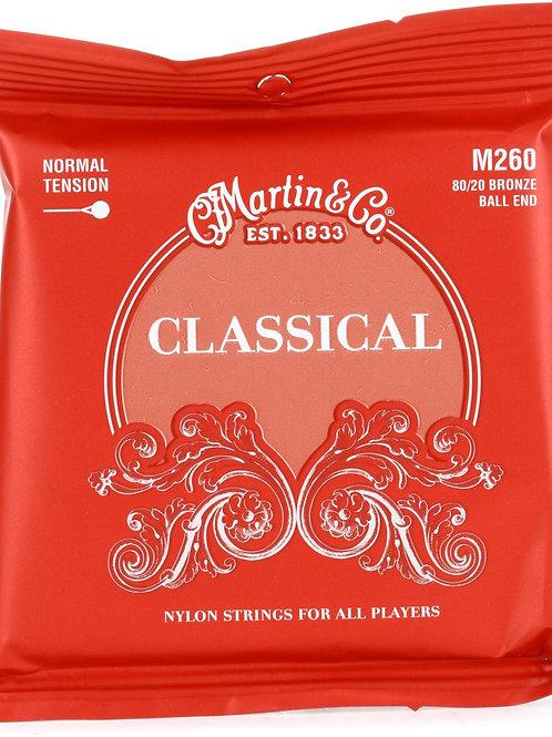 Martin Nylon Ball End Strings