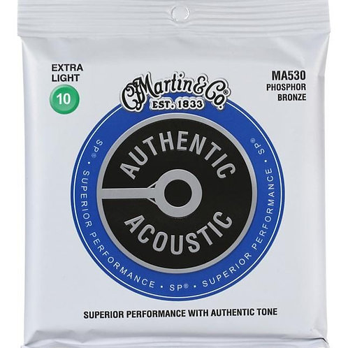Martin Phosphorus Bronze Extra Light