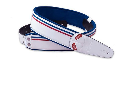 Right On Straps Steady Mojo Race White