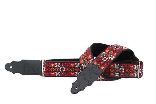 Right On Straps Steady Standard Plus Hendrix Red
