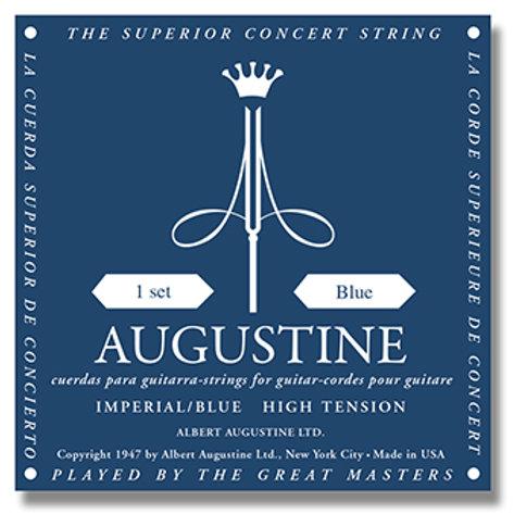 Augustine Strings Imperial Blue