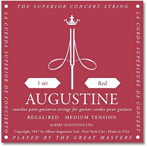 Augustine Strings Red