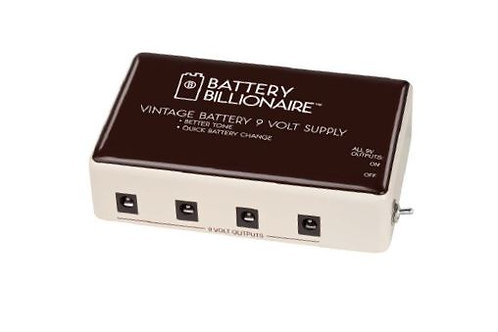 DanElectro Battery Billionare