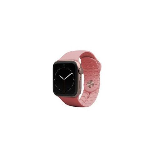 Groove Life Apple Watch Band Solid Rose Pink