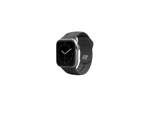 Groove Life Apple Watch Band Dimension Topo Deep Stone Grey
