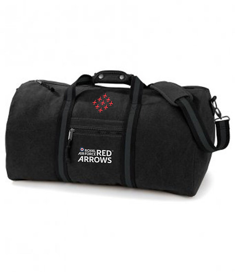 RAF Red Arrows Holdall - Black