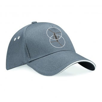 RAF Chinook Display Team Baseball Cap - Wokka Grey