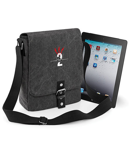 F35 Lightning 2 iPad/Day Bag - Black