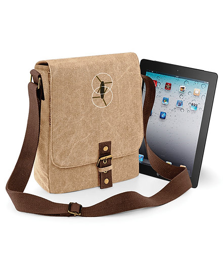 RAF Chinook Display Team iPad/Day Bag - Brown