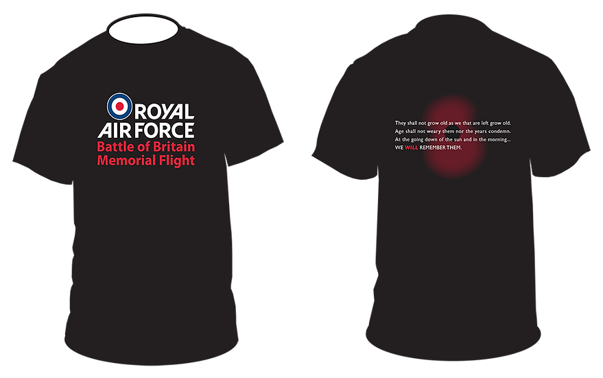 BBMF Remembrance T-Shirt