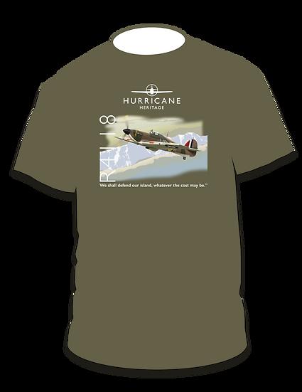 Hurricane Heritage 'Our Island' T-Shirt