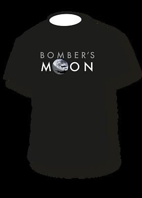 'Bomber's Moon' T-Shirt