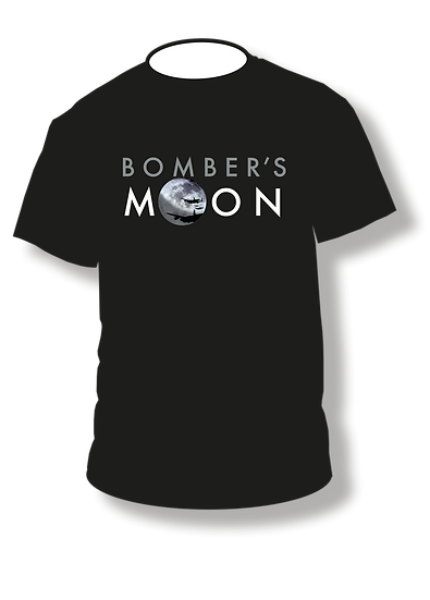 'Bomber's Moon' T-Shirt