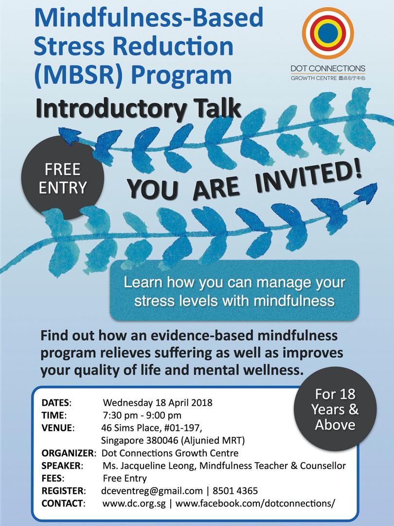 Meditation Course MBSR-EN-Jul2018-Intro-