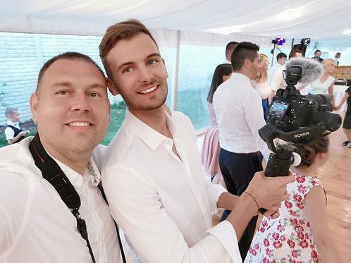 Fotograf na svadbu