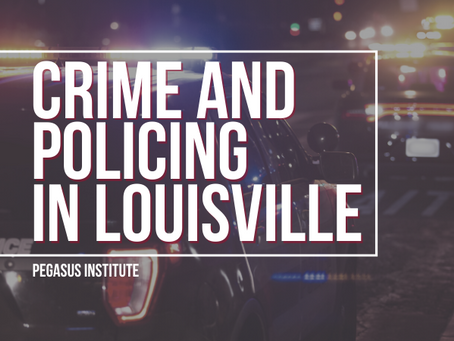 New Analysis Shows that Increases in Self-Initiated Police Activity Reduce Homicides