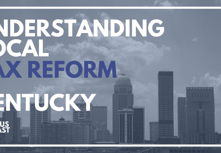 Understanding Local Tax Reform on the Pegasus Podcast