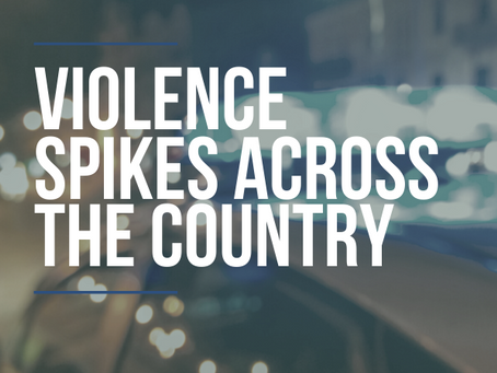 Podcast: Amid Calls to 'Defund Police', Record Breaking Violence Plagues America's Cities