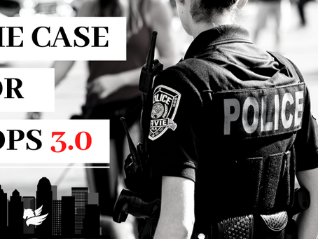 NEW REPORT: The Case for COPS 3.0