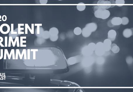 2020 Violent Crime Summit on the Pegasus Podcast