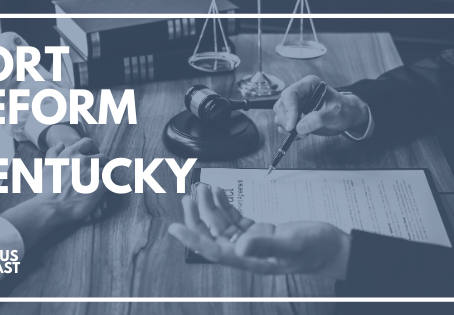 Tort Reform in Kentucky on the Pegasus Podcast