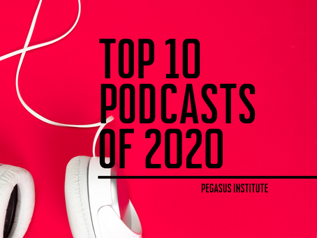 Top 10 Pegasus Podcast Episodes of 2020