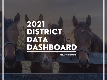 INTRODUCING: The 2021 District Data Dashboard