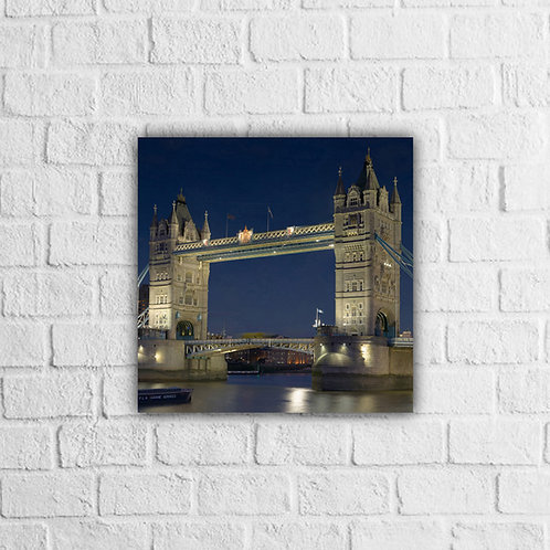 Placa Decorativa Tower Bridge