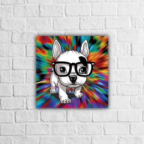 Placa Decorativa Cachorro