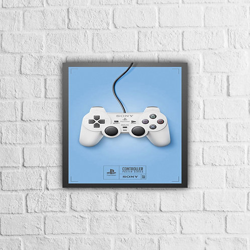 Placa Decorativa Games