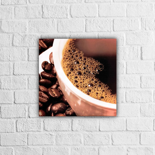Placa Decorativa Café - A partir de