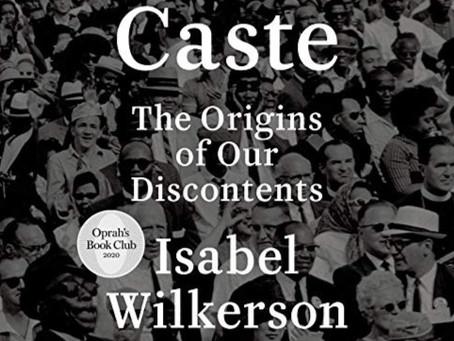June 6, 2021- Caste