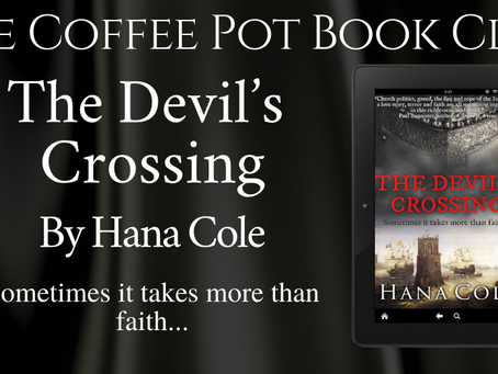 Read an excerpt from Hana Cole's fabulous book - The Devil's Crossing @HanaScribe
