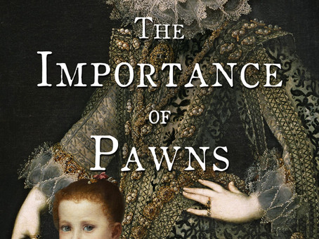 Blog Tour: The Importance of Pawns by Keira J. Morgan, March 15th – May 17th 2021