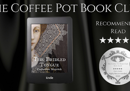 #BookReview — The Bridled Tongue by Catherine Meyrick