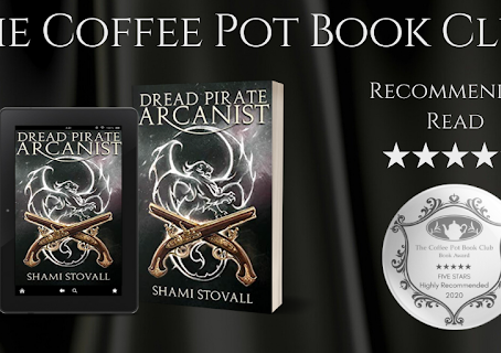 #BookReview — Dread Pirate Arcanist (Frith Chronicles #2) by Shami Stovall