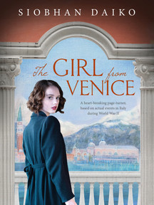 The Girl from Venice by Siobhan Daiko