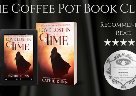 #BookReview — Love Lost in Time: A Tale of Love, Death and Redemption by Cathie Dunn