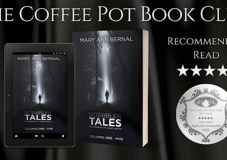 Book Review: Scribbler Tales Volumes One - Five By Mary Ann Bernal.