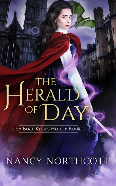 The Herald of Day (The Boar King's Honor, Book 1) by Nancy Northcott