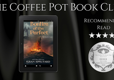 Book Review: Bonfire of the Perfect by Susan Appleyard.