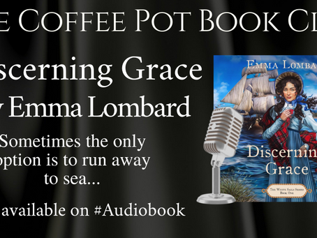 Discerning Grace by Emma Lombard is now available on #Audiobook @LombardEmma